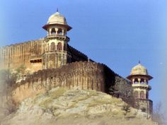 Jaigarh Fort - A Historical Place of jaipur Rajasthan http://www.jaipur-hotels.co.in/jaipur-historical-places