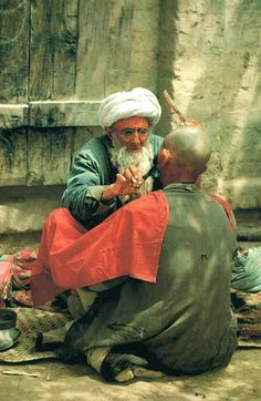 The Barber - Afghanistan