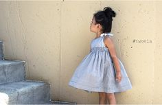 A Walk In The Park Dress by Two Els. #twoels