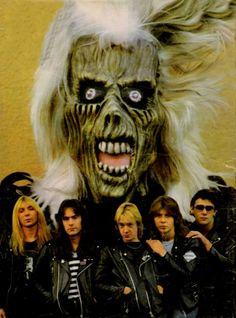 Iron Maiden Paul Di'Anno Years