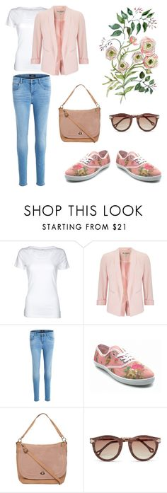 """""""Basic summer set"""" by pollyguacamole on Polyvore featuring Simplex Apparel, Miss Selfridge, Object Collectors Item, Dorothy Perkins, Summer, Flowers, summerfashion and summerlook"""