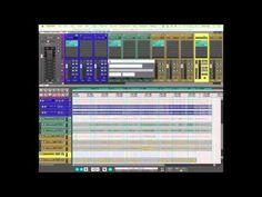 Creating Folders in #Reaper (4 of 5) #Workflow - YouTube