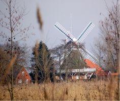 Ostfriesische Windmühle