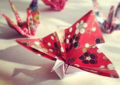 普通の折り鶴とどう違うの?祝い鶴の折り方まとめ