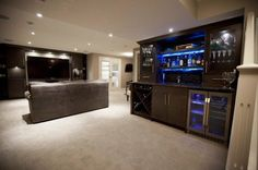 modern basement bar ideas. Interesting Ideas 24 Stunning Ideas For Designing A Contemporary Basement In Modern Bar N