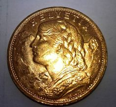 Catawiki Online-Auktionshaus: Schweiz - 20 Franken 1935 B Bern Vreneli - Gold Bern, Coins, Personalized Items, Rooms