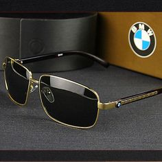 d982bf22ab NEW-2018-BMW-Brand-Men-039-s-Sunglasses-Polarized-Classic-UV400-Men-Glasses