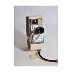 Vintage 1950's video camera