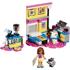 LEGO Friends 41329 LEGO® Friends Olivia´s Deluxe Bedroom