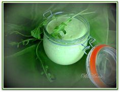 Hier wird mit Liebe gekocht: Rucola-Senf Salatdressing