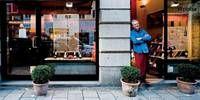 Restaurant Garpunkt in Au-Haidhausen- München - Goldstück Restaurant, Dots, Diner Restaurant, Restaurants, Dining
