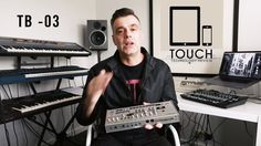 Roland TB-03 Bass Line -  Review, Demo and How to Create Patterns
