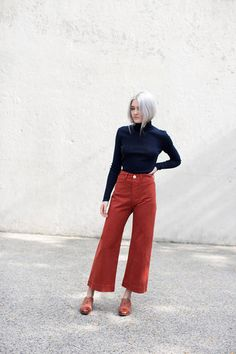 these jesse kamm pants!