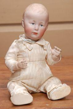 "11"" Gebruder Heubach 7759 Character Baby"