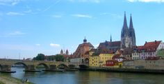Join us for some tasty treats and learn about the historical city of Regensburg on an eat-the-world culinary tour! | #Regensburg #Germany #Altstadt #Ost #EatTheWorld #EatTheWorldTour #FoodTour | © eat-the-world