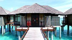 Hilton Irufushi in South Maldives