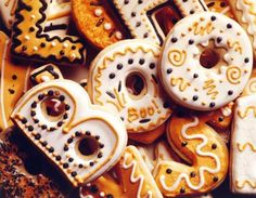 Halloween Cookies on Pinterest | Halloween Cookies ...