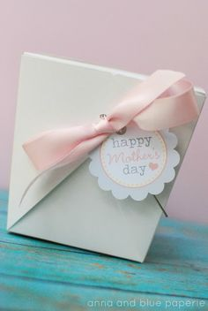 anna and blue paperie: {Free Printable} Mother's Day
