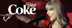 Diet Coke and Taylor Swift