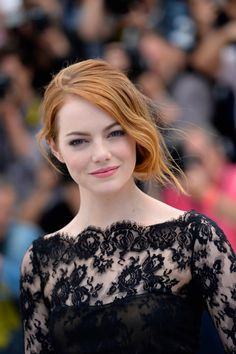 Emma Stone for 'Irrational Man' Premiere - The 68th Annual Cannes Film Festival