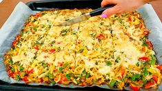 Veggie Recipes, Appetizer Recipes, Vegetarian Recipes, Cooking Recipes, Baked Vegetables, Veggies, Healthy Diet Tips, Healthy Recipes, How To Cook Eggs