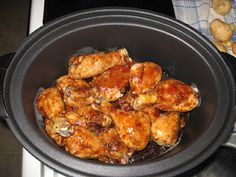 Barefoot in the Kitchen: Barbecued Chicken Legs