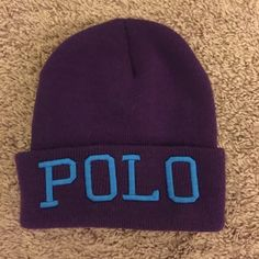 Polo hat Polo hat Polo by Ralph Lauren Accessories Hats
