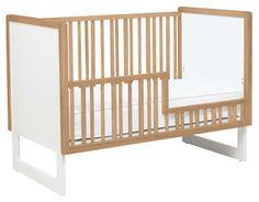 Loom Crib in Light Wood - Nurseryworks | domino.com