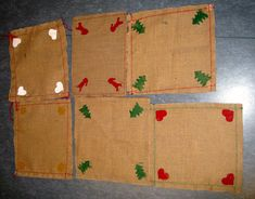 Textile Fabrics, Table Runners, Sewing, Advent, Christmas, Barn, Crafts, Decor, Dressmaking