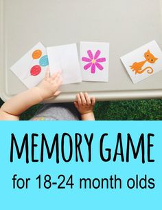 Memory game for 18-24 month olds, list of activities for toddlers, activities for 18-24 month old, activities for one year old, activities for 18 month old, activities for 19 month old, activities for 20 month old, activities for 21 month old, activities for 22 month old, activities for 23 month old, activities for 24 month old, activities for two year old, toddler games