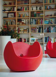 BLOS design Karim Rashid