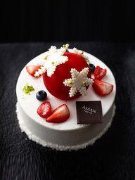「アマン東京」の「アマン東京クリスマスケーキ」