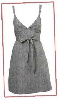 To Buy or Not to Buy: grey sundress from Miss Selfridge - Fashion Police