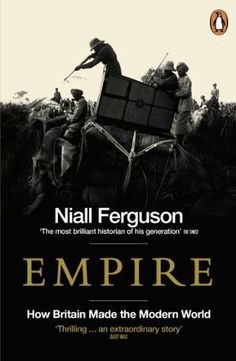 Niall Ferguson's acclaimed Empire brilliantly unfolds the imperial story in all its splendours and its miseries, showing how a gang of buccaneers and gold-diggers planted the seed of the biggest empire in all history – and set the world on the road to modernity.