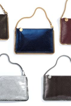 Shiny  new Stella McCartney handbags!
