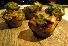 Receta Muffins de huevo y verduras http://www.cocinaland.com/recipe-items/muffins-de-huevo-y-verduras/