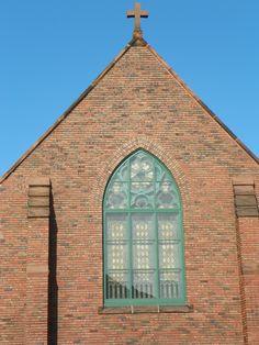 Church in Ashland, Wisconsin