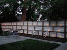 1000 cheap fence ideas on pinterest fence ideas for Inexpensive patio solutions