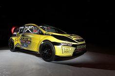 2011 Ford Fiesta Tanner Foust