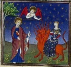 Whore of Babylon (XIV) - Scarlet (color) - Wikipedia, the free encyclopedia
