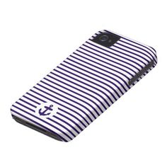 Coques iphone - navy