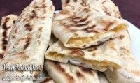 Kolay Tava Pidesi Tarifi Food And Drink, Salsa, Bread, Ethnic Recipes, Pizza, Mini, Brot, Salsa Music, Baking