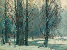 John Fabian Carlson (1874–1945) Morning Haze
