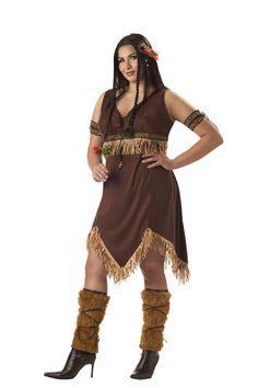 Womens Sexy Indian Princess Halloween Costume #CompleteCostume