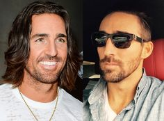 """Jake Owen Chops Off Signature Long Hair, Says His New Style Is """"High and Tight""""  Jake Owen, Hair"""