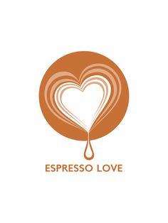 Espresso Love ~  Love it!!!! ~ Stretched Canvas