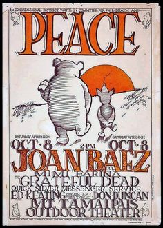 October 8, 1966, _ Mt Tamalpais Amphitheatre in Marin County _ Show featuring Grateful Dead, Quicksilver Messenger Service, Bola Sete.  Poster created Stanley Mouse and Alton Kelley