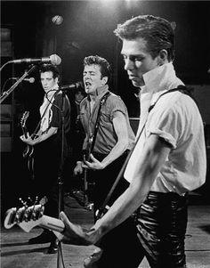 The Clash, San Francisco, 1980 © Bob Gruen