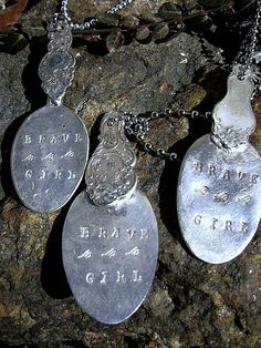 Great Spoon Jewelry