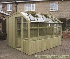 Greenhouses reviews of all types of garden greenhouse and lean to models available today. http://www.greenhouses-reviews.com
